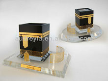 Top K9 crystal buidling islamic gifts