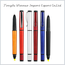 Hot new product for 2015 multi-funct pen