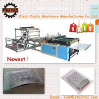 Newest EPE And Air Bubble Film Bag Making Machine