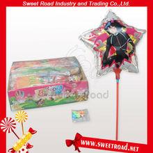 Cartoon Balloon Toy Candy, Plastic Balloon Balloon Toy