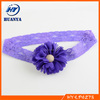 baby toddler infant Hair accessories Chiffon lace Flower Headband