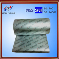 Pharmaceutical blister Alu Aluminum bottom foil with the FDA certificate