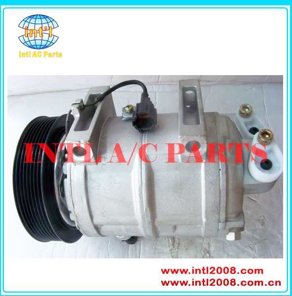 Auto air conditioning ac compressor for Nissan Urvan Van Caravan diesel TD27 ZD30 a/c pump compresores de Ur-van diesel