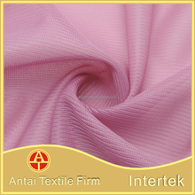 Factory direct supply high quality warp knitted lining textile for ladie's dress