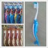 3D animal baby toothbrush soft bristle FDA children toothbrush