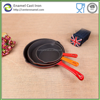 enameled cast iron grill pan kitchenware wholesale chinese hot pot kitchen utensils induction cooker