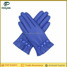 Good quality ladies gloves with nails