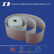 thermal paper roll with printed colour 57*40 thermal paper rolls