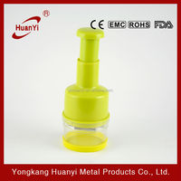 new design and hot sale hand onion chopper