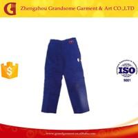 Men's CVC Cargo Pants with Multi-pockets