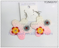 polymer clay earring fashion earring wholesale