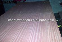 natural ash/sapele/sapeli fancy plywood for furniture making