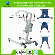 BT-PL001 Hospital or Home care use handicap double brake knee walker