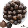 black garlic health food garlic in Spanish