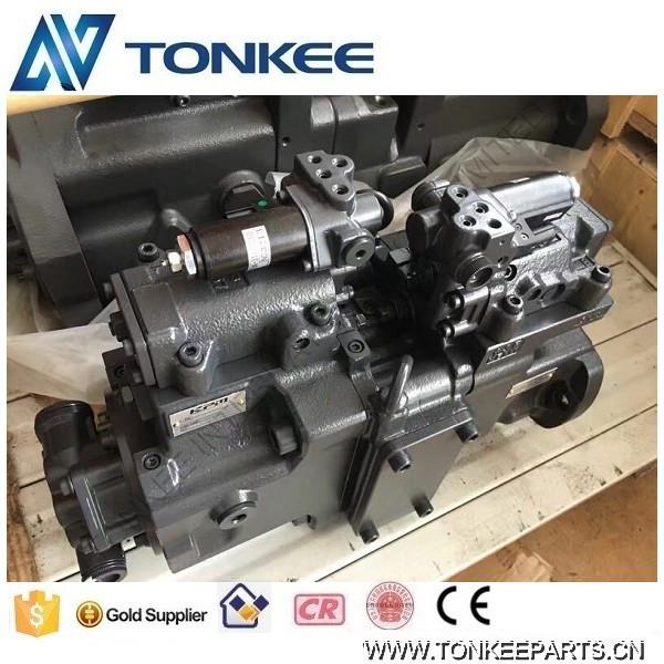 YY10V00009F4 Hydraulic pump for New Holland E135B & Kobelco SK140SRLC SK140 (2).jpg