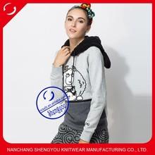 2015 Custom Classic Pullover Sweatshirts and Hoodies for Women