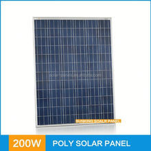 OEM/ODM poly sun power solar panel