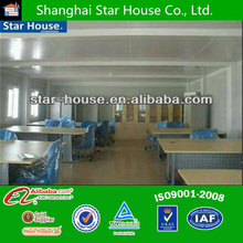 customized and flexible prefab shipping container house for shop/office,container office, container office