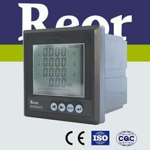R3000 Series digital display three-phase ammeter,digital ampere meter/current meter