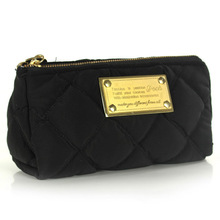 Wholesale China Resale Black Cosmetics Bag