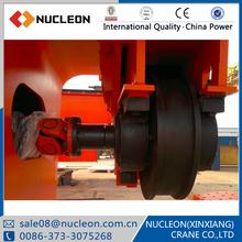 Nucleon Brand Bridge Crane Wheels