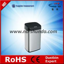 wood outdoor dustbin used garbage compactors vacuum garbage bag