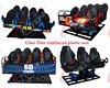 newest luxury chairs 7d 9d cinema platform 5d cinema equipment