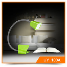 Hot UY-100A 3.6w Book Reading USB Colorful Led Light For Computer