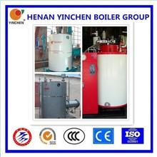 industriale del carburante diesel produzione di vapore caldaia a vapore per la costruzione di riscaldamento
