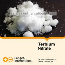 High purity Rare Earth Terbium Nitrate Tb(NO3)3.6H2O