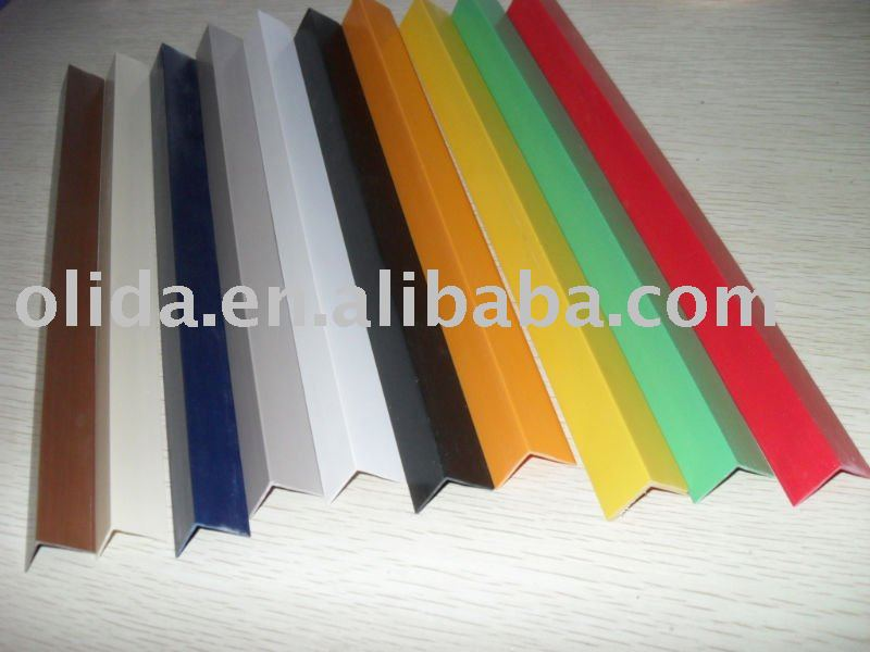 Flexible Corner Bead : Plastic corner bead buy tile inside