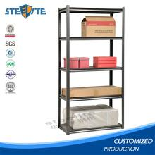 2015 newest style good quality expanded metal shelf metal display shelf