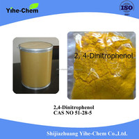 Hot quality favorable price CAS NO 51-28-5 DNP 2,4-Dinitrophenol
