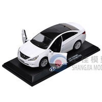 1:32 Hyundai pull back car model toy, diecast cars toy,scale model car