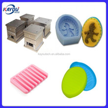 Silicone soap molds/mold/mould/injection molding products