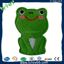 green frog plush stuffed plush minion toy