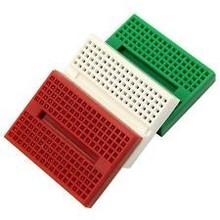 50 170 Tie-point Solderless PCB Prototype Protoboard Breadboard White