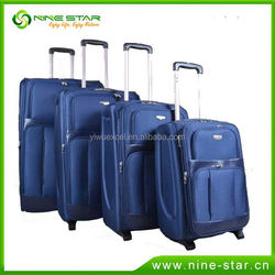 Professional OEM/ODM Factory Supply Custom Design fashionable travel suitcase with good prices