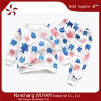 2015 newest Baby product Korea style chldren clothing sets service OEM