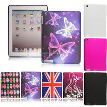 China Manufacturer Transparent clear back cover for ipad air 2 China make