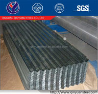 galvanized corrugated steel plate zinc roofing steel sheet