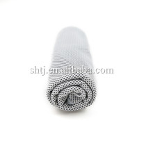 2015 Most Popular Polyester Warp Knitting Sport Cool Towel