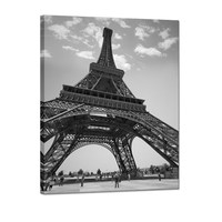 Eiffel Tower Canvas Wall Art Printing