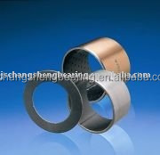 Sliding bearing bush, composite oilless bushing plate washer strips