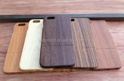 2014 new design 100% natural wood case for Iphone6 china manufacturer