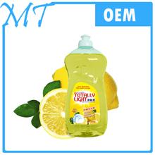 Efficent Skin Protect Lemon Dishwashing Dish Wash
