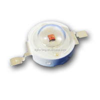 Manufacturing red 3 watt led diodes
