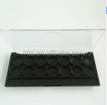 14 grid eye shadow box Large supply of eye shadow box Cosmetics box