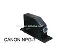 Npg-7 copiadora de tóner kit/copiadora cartucho de tóner/coiper toner en polvo/np6025/6030/6330