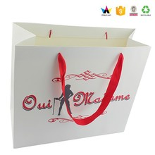 Chinese Factory OEM Production Customized Paper Package Bag